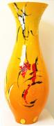 Vaas Orange 64 Cm