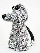 Snoopy 40 Cm Zijkant