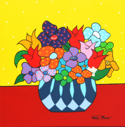 Blooming Beauty 60 X 60 Cm